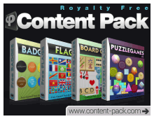 Royalty Free Content Packs - royalty free, game art, stock, assets, goodies, placeholder graphics, prototyping, sprites and all sort of stuff by Naaty Design