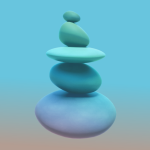 Zen Stones HD - Relax its just a game