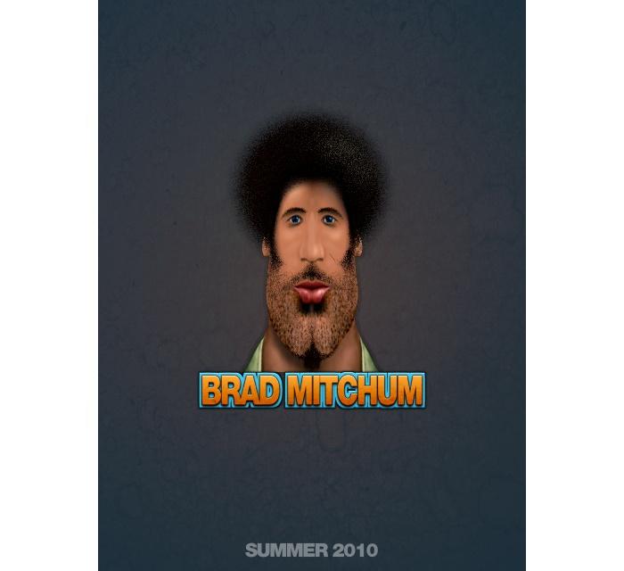 Brad Mitchum Flyers