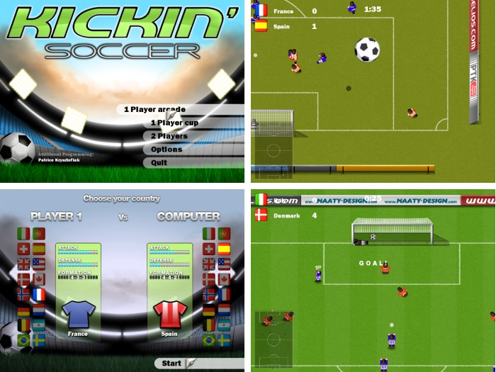 Kickin Soccer