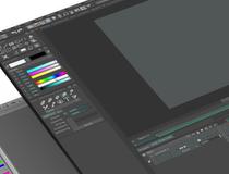 TVPaint Animation 11 interface