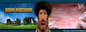 smartphone game Brad Mitchum: lost in time