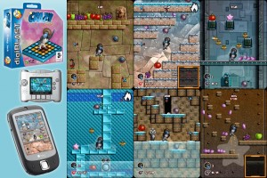 Crazy Jack - Don't forget your dancing shoes - smartphone, Pocket PC and Nikko digiBLAST game