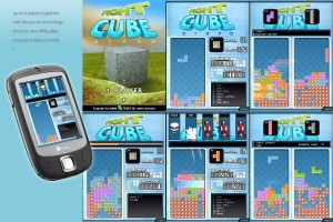 Welcome to the Fight Cube: arena - smartphone and pocket pc game