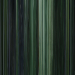 The terminal green of The Matrix