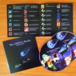 Allister Brimble - The AMIGA Works - 27 tracks from Alien Breed series, Project-X, Superfrog...